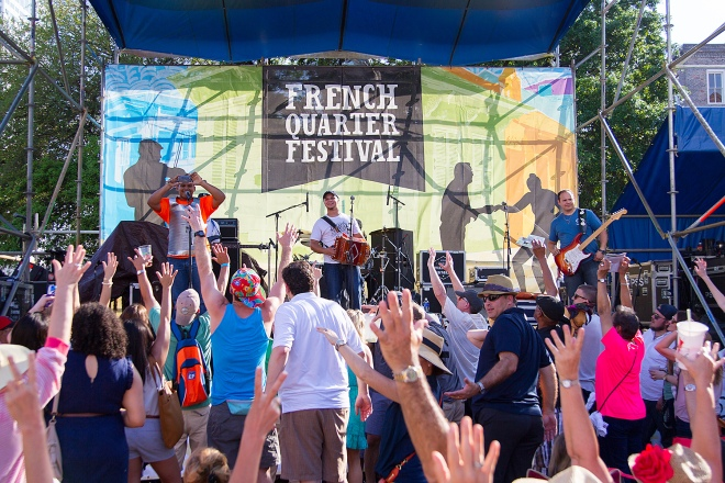 Source: French Quarter Fests, Inc.